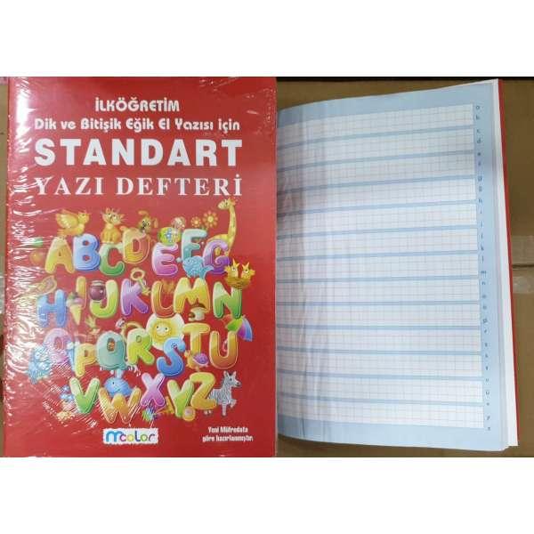 Güzel Yazı Defteri Dik ve Bitişik Eğik El Yazısı için /mclor *24