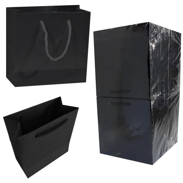 Çanta 11*11 ( 50'li ) Siyah