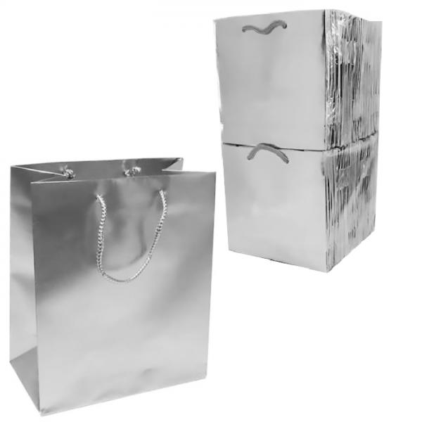 Çanta 11*11 ( 50'li ) Gümüş