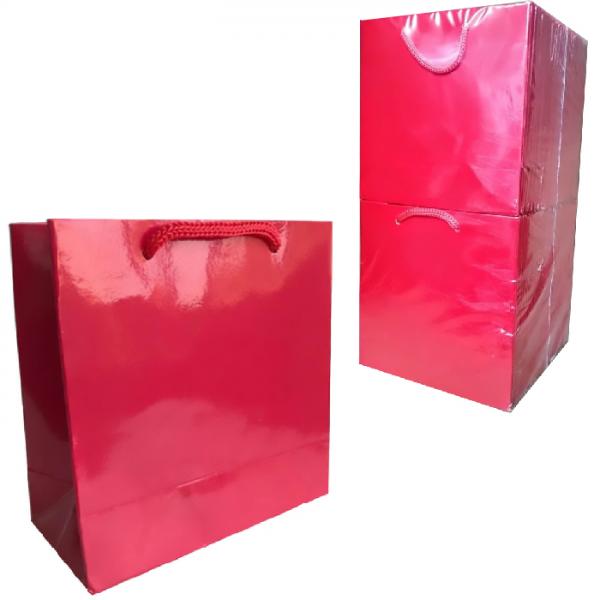 Çanta 11*11 ( 50'li ) Kırmızı
