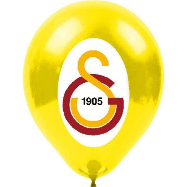 Galatasaray Baskılı Pastel Balon 100lü