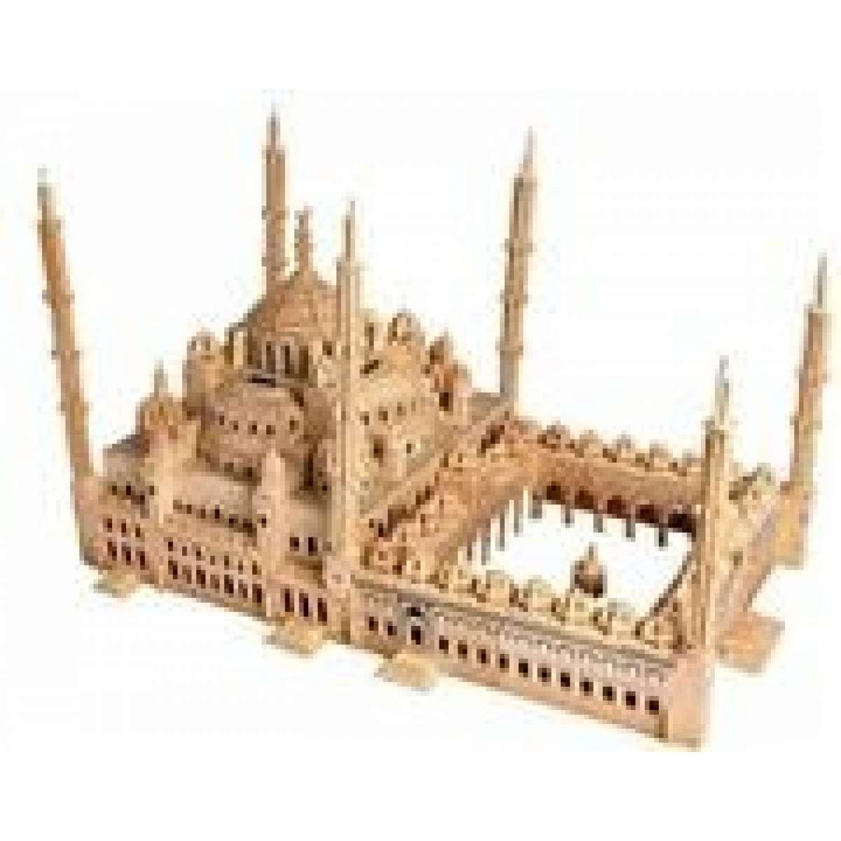 Ahsap Sultan Ahmet Camii Maket