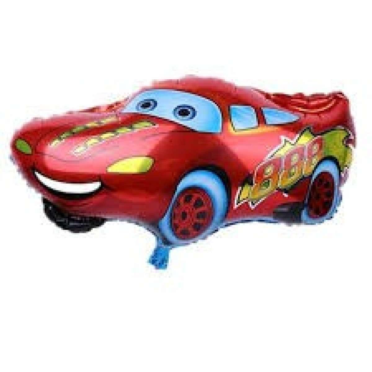 Cars Simsek Mcqueen Folyo Balon18inc 45cm