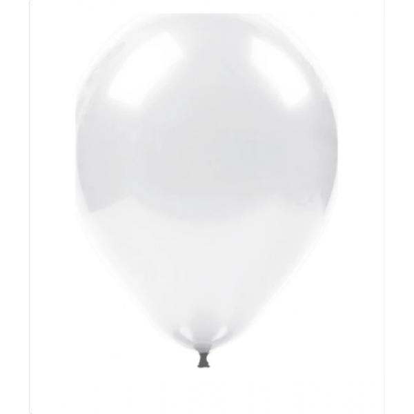 """Pastel Balon 12"""" Balonevi Beyaz"""