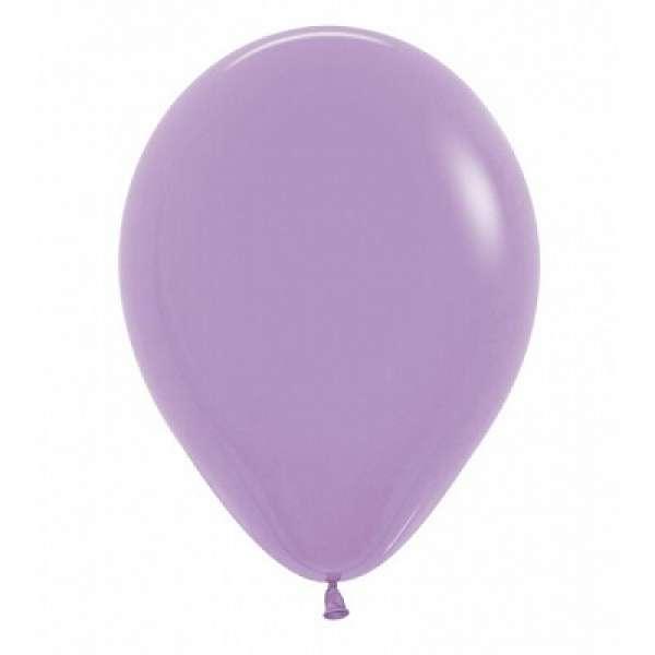 """Pastel Balon 12"""" HBK Lila"""