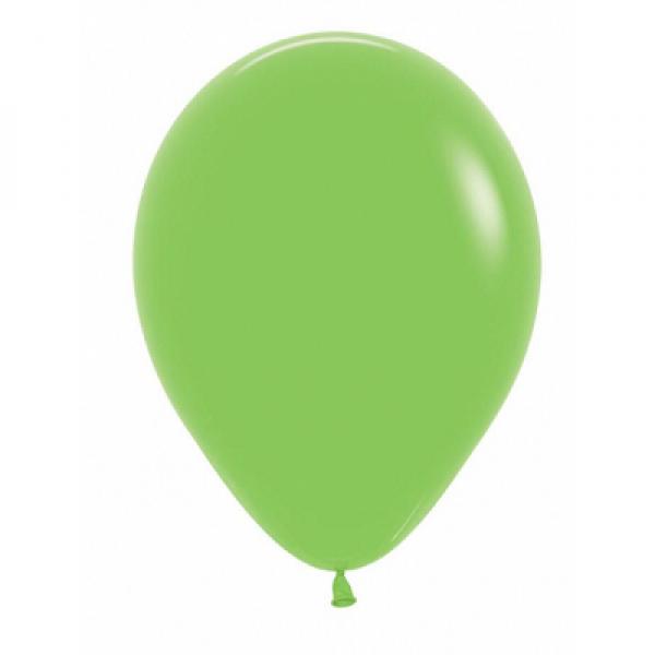 """Yazlık Pastel 12"""" HBK Balon Açık Yeşil"""