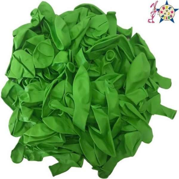 "Pastel Balon 12"" HBK Açık Yeşil"