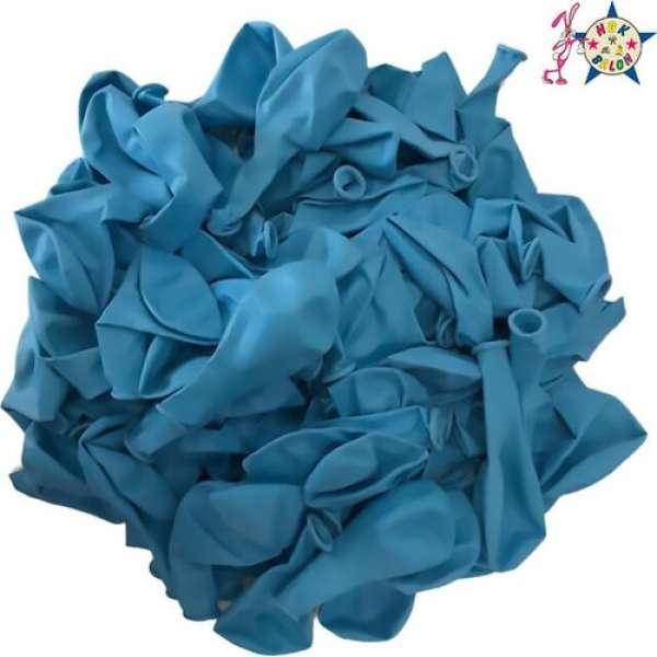 """Pastel Balon 12"""" HBK Açık Mavi"""