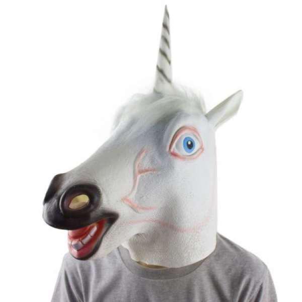 At Maskesi Beyaz Pegasus Model