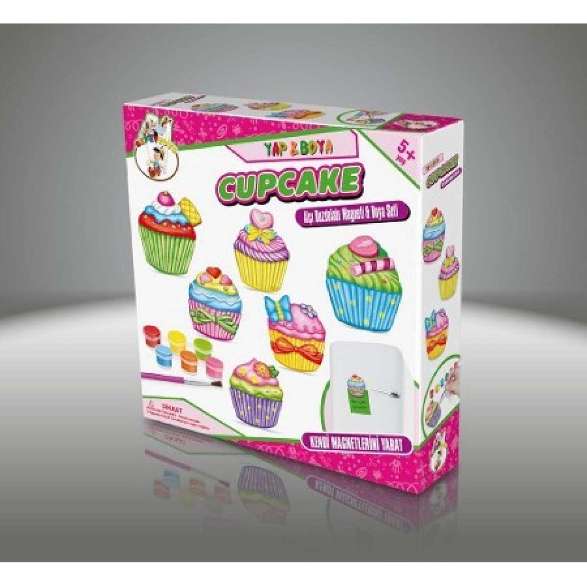 Yap Boya Cup Cake Magnet