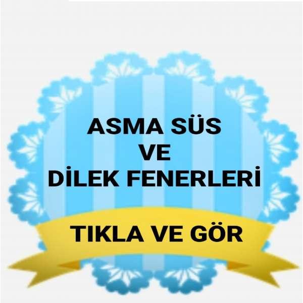 ASMA SÜS - FENERLER