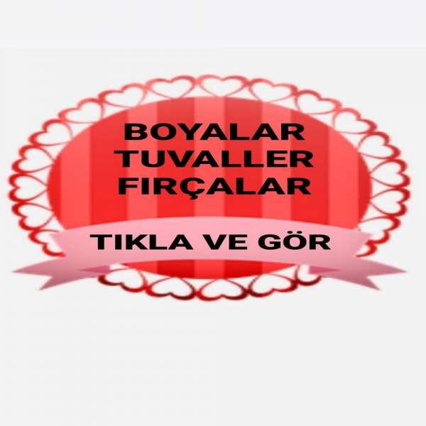 BOYALAR TUVAL FIRÇALAR