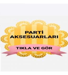 PARTİ TAÇ - MASKE