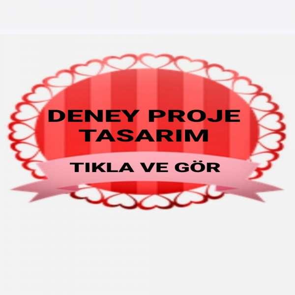 DENEY PROJE TASARIM