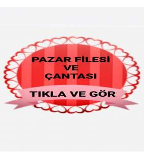 PAZAR FİLESİ ve ÇANTASI